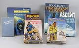 7 Mountaineer Hard Books; Himalayan Climber, Accent, and…