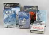 6 Hardbacks on The History of Mount Everest
