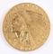 1909 $2.50 Gold Indian Quarter Eagle