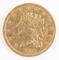 1836 $2.50 Gold Liberty Quarter Eagle Coin