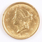 1853 $1 Gold Liberty Coin, Type 1