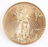 2008 $25 Gold Eagle 1/2 oz. Fine Gold