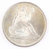 1 Troy oz. .999 Fine Silver, Seated Liberty Design