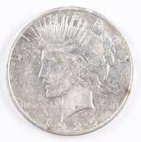 1925-P Peace Silver Dollar