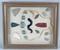 Native American Collectible Shadow Box Frame