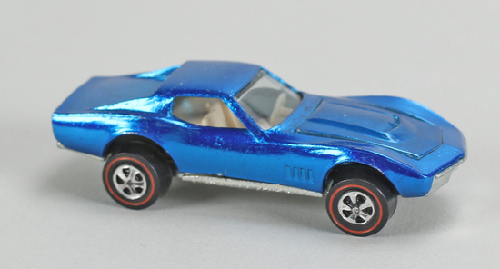 "Hot Wheels ""Redline"" Custom Corvette, Ca. 1968"