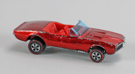 "Hot Wheels ""Redline"" Custom Firebird, Ca. 1967"