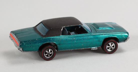 "Hot Wheels ""Redline"" Custom T-Bird, Ca. 1967"