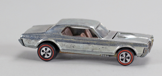 "Hot Wheels ""Redline"" Custom Cougar, Ca. 1968"
