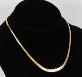 14k Gold Necklace, 8.5 Grams