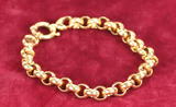 14k Gold Bracelet, 11.7 Grams
