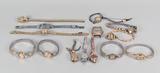 Assorted Ladies Mechanical Watches: Hamilton, Seiko, Benrus & More