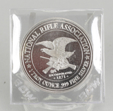 NRA .999 Fine Silver Troy Ounce Round