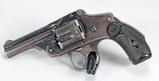 Antique Smith & Wesson .38  Hammerless Revolver