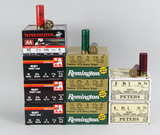 .12 Ga. Target Loads, Winchester, Remington, Peters, 225 Rds.