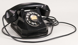 Vintage Rotary Monophone Telephone, by Automatic Electric Chicago 7 USA