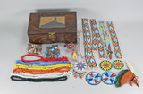 Native American Style Beads, Beaded Items