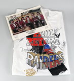 Paul Revere and the Raiders Autographed Photo & T Shirt