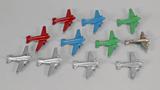 Vintage Tootsietoy Airplanes