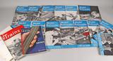 Vintage Model Railroader, Trains, Track Magazines