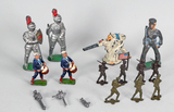 Assorted Lead Soldiers & Figures