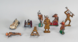 Lead Toy Soldiers, Barclay &  Others