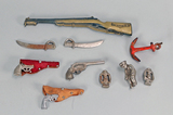 Vintage Toy Weapons, Accessories