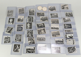 German Pre - WWII Cigarette Cards: Military Themed