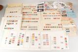 Large Collection of Vintage German Stamps & Envelops