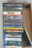 DVDs: TrueBlood, Touch of Frost, Sherlock Holmes, Bombshells