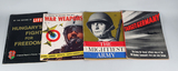 Vintage Aviation - Military, Cold War Publications, Ca. 1950's