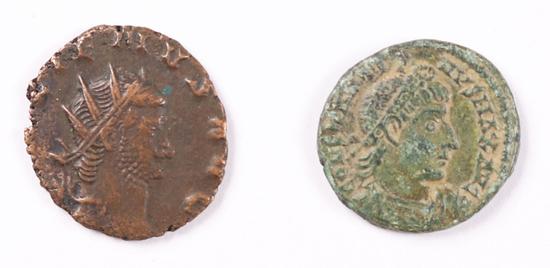 Galerius 305-311 AD Antoninianus (?) and Ancient Roman Imperial Coin