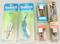Vintage Kwikfish, Wee Wart, Hot'N'Tot, & Flatfish Fishing Lures