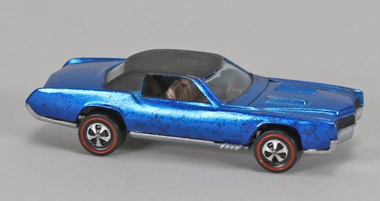 "Hot Wheels ""Redline"" Custom Eldorado, Ca. 1968"
