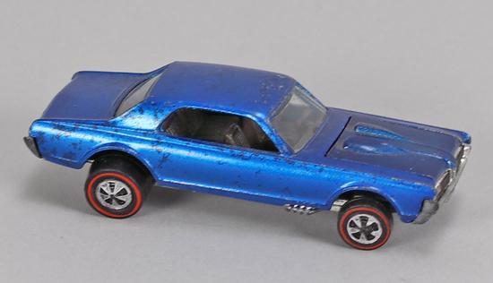 "Hot Wheels ""Redline"" Custom Cougar, Ca. 1968"