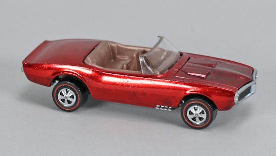 "Hot Wheels ""Redline"" Custom Firebird, Ca. 1968"