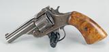 Antique H & R .38  Revolver, 5 Shot, Ca. 1900