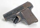 Vintage Paramount Cal. 25 Semi-Auto Pistol - Parts or Repair