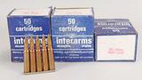 Interarms Cal. 7.65 Target Ammo, 150 Rds.