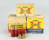 Vintage Winchester & Western Auto 16 Ga. Shot Shells, 75 Rds.