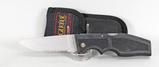Gerber 600 Folding Knife, Portland, OR w/ Sheath