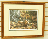 Wilderness Wolf, by R.S. Parker '86, 120/950 Print