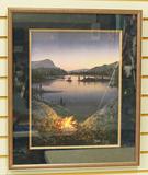 Evening Star, by Stephen Lyman '95, 4703/9500 Print