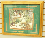 The Forest Has Eyes, by Bev Doolittle Poster