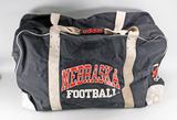 Nebraska Football Equipment Travel Duffle