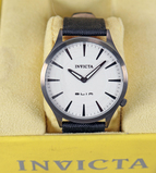 Men's Invicta Quartz Watch w/ Extra Strap