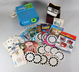 Vintage View-Master, View-Master Projector, Reels & More