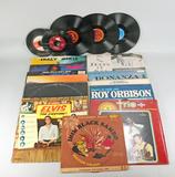 Vintage Vinyl: Elvis, Led Zeppelin, Roy Orbison, CSNY, Sun Records & More