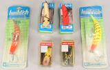 Vintage Wee Wart & Kwikfish Fishing Lures