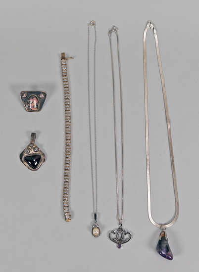 Sterling - .925 Marked Jewelry